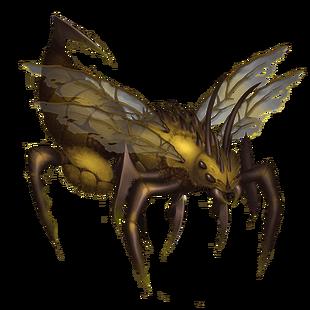 Guard bee