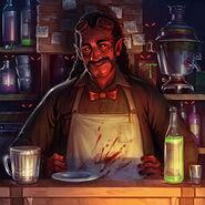 Shadow Bartender