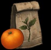Tangerine seeds