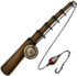 Sturdy fishing rod