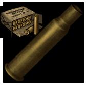 Revolver shell