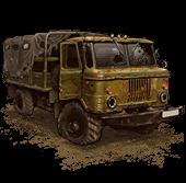 GAZ-66 (Broken)