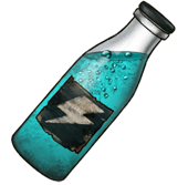 Energizing potion