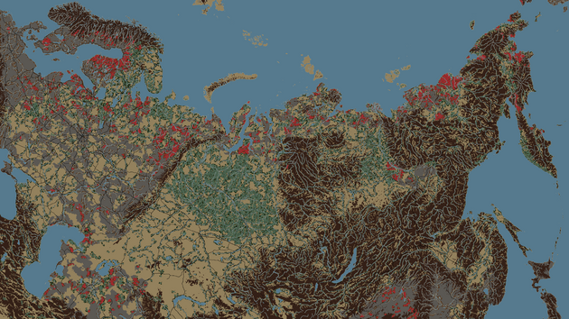 World map biomes v670