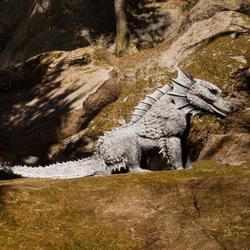 White Dragon Skin