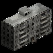 Уцелевший дом (старый) 2