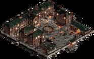 Большая база бандитов (до 630)