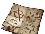 Таинственная карта