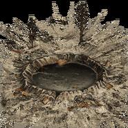 Кратер (отравленная вода) (до 630)