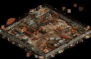 Средняя база бандитов (до 630)