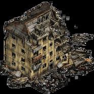 Жёлтые руины (до 630)