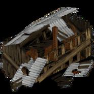 Руины (старые)