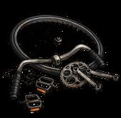 Части велосипеда