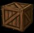 Заколоченный ящик