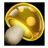 Странный гриб (жёлтый)