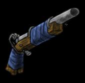 Самодельный пистолет (старый)