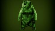 Медведь старое