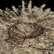 Кратер (до 630)
