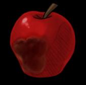 Яблоко (старое)