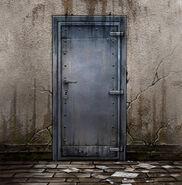 Стальная дверь (671)