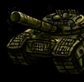 Танк Т-72 Урал (старый)
