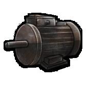 Электродвигатель (старый)