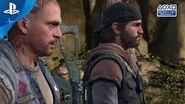 DAYS GONE Tráiler gameplay PS4