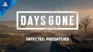 Days Gone - Infected Predators - PS4