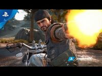 Days Gone Moments PS4
