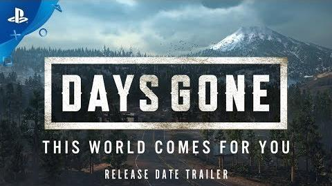 Days Gone – This World Comes For You - PS4