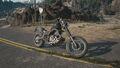 Drifter Bike Stripped