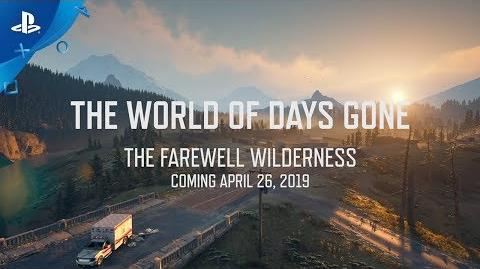 Days Gone – World Series- The Farewell Wilderness - PS4