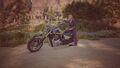 Deacon's Old Bike