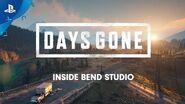 Days Gone - Inside Bend Studio - PS4