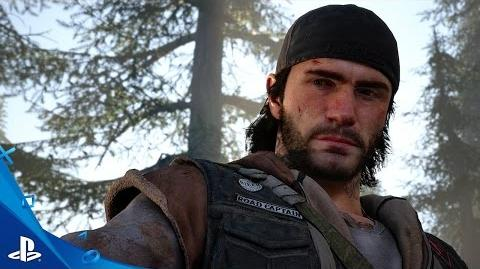 Days Gone - E3 2016 Announce Trailer - PS4