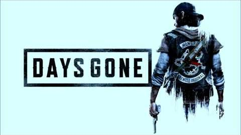 Days Gone Soundtrack - Main Theme - PS4 - Trailer Music