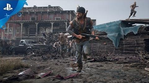 Days Gone - Preview Accolades Video - PS4