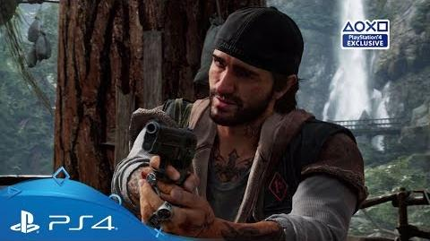 Days Gone E3 2017 Trailer PS4