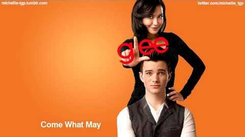 Come What May (Glee Cast Version) HQ Full Studio