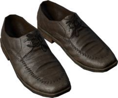 Leather Shoes Brown.png