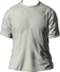 T-Shirt - (White).png