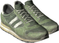 Athletic Shoes Green.png