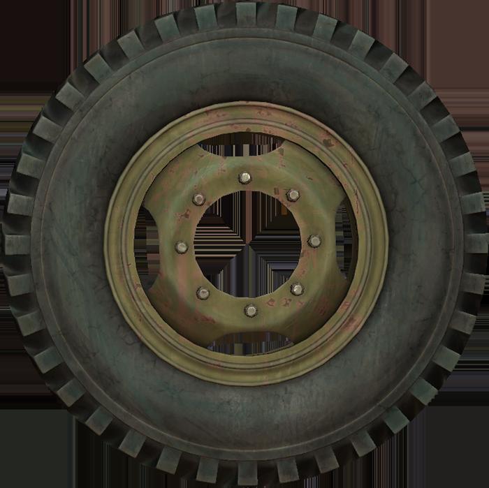 Truck Wheel - DayZ Wiki