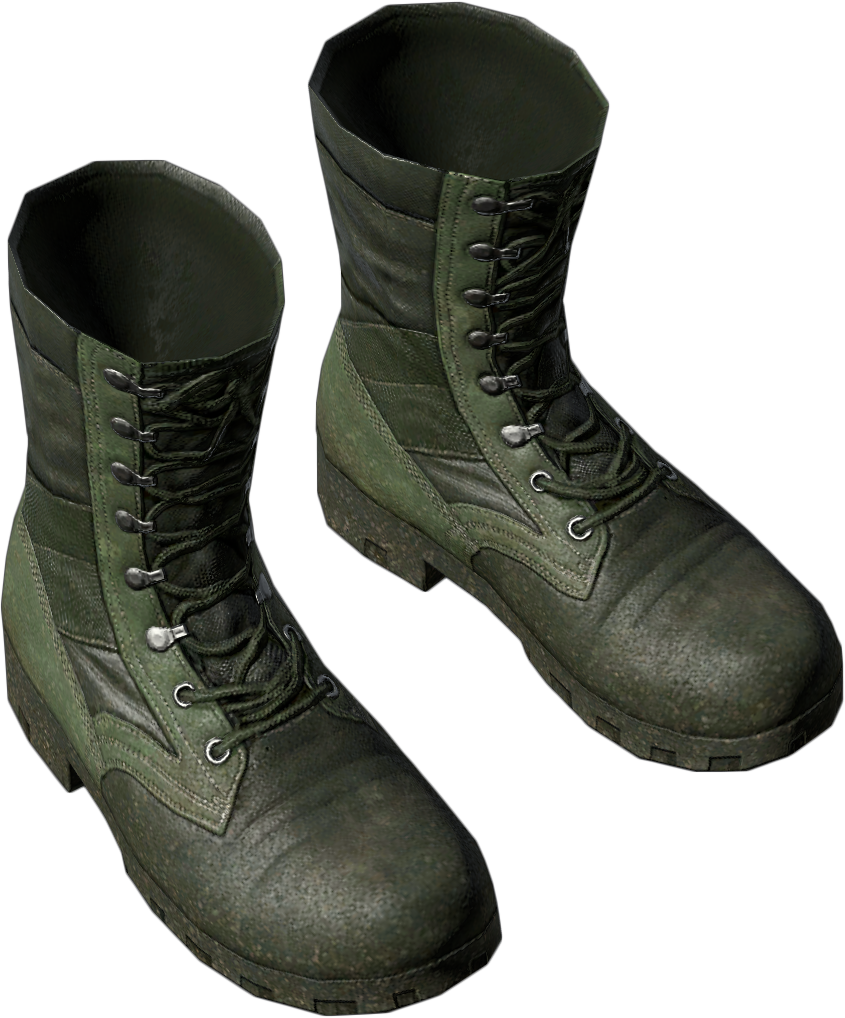 Canvas Boot Shoes