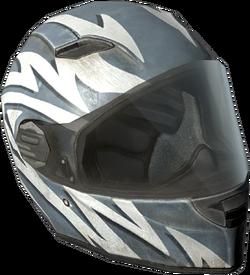Motobike Helmet BLUE.png