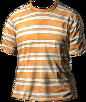 T-Shirt Orange White.png