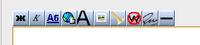 Основные инструменты редактора