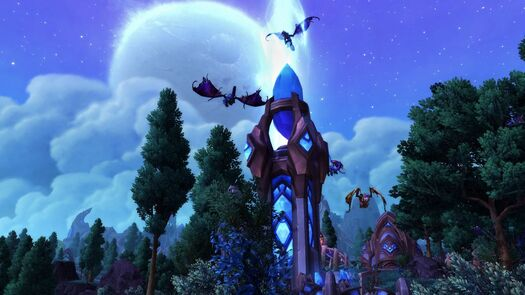 World of Warcraft's alternate timeline is getting weird in Battle for Azeroth