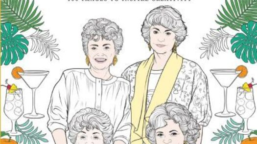 Golden Girls coloring book | Discussions | Golden Girls Wiki ...
