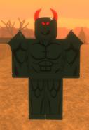 Big Weak Demon
